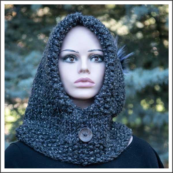 Metallic - Charcoal Hood
