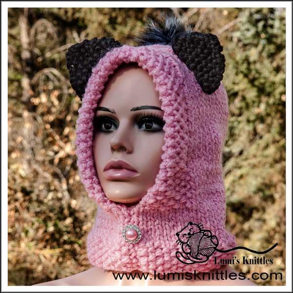 Pink Kid Hood