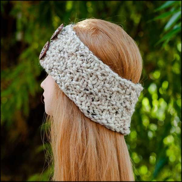 Plum Headband